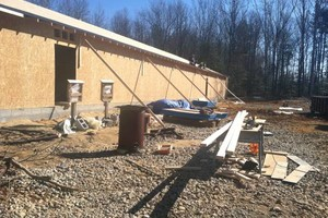 Photo #9: JAMES RIVER CONTRACTOR. NEW HOMES, ADDITIONS, GARAGES, REMODELING