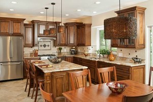 Photo #2: Kitchen Cabinets. . . Best Value In Central Virginia