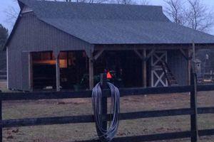 Photo #2: Horse boarding. Please call Mark!