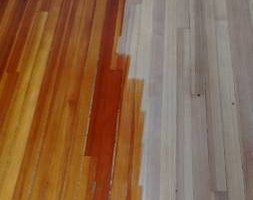Photo #1: HARDWOOD FLOOR EXPERT