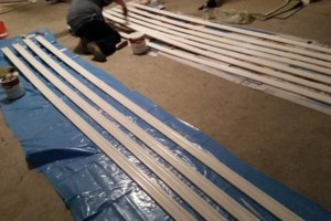 Photo #2: $1.00 QUALITY FLOORS - INSTALLATION OF ALL TYPES OF WOOD