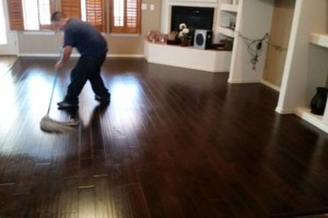 Photo #1: $1.00 QUALITY FLOORS - INSTALLATION OF ALL TYPES OF WOOD
