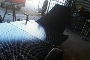 Photo #9: Welding Metal Doors. Free Estimates!