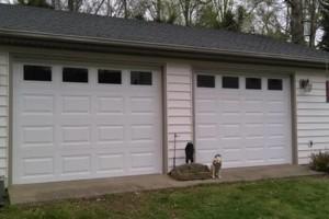 Photo #9: Mechanicsville Garage Door Install & Repair & Service