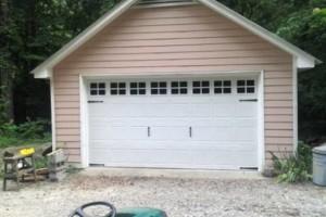 Photo #7: Mechanicsville Garage Door Install & Repair & Service