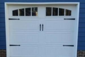 Photo #5: Mechanicsville Garage Door Install & Repair & Service