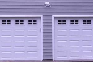 Photo #2: Mechanicsville Garage Door Install & Repair & Service