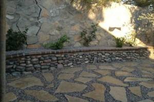 Photo #6: MC Landscape & Concrete - rock walls, artificial grass, pargolas
