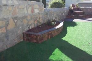 Photo #11: MC Landscape & Concrete - rock walls, artificial grass, pargolas