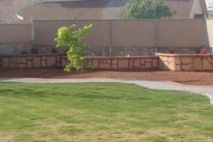 Photo #20: MC Landscape & Concrete - rock walls, artificial grass, pargolas
