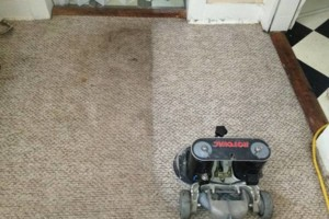 Photo #3: CARPET CLEANING. (3) THREE ROOMS $50.00 BY A PRO