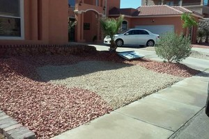 Photo #1: Landscape and maintenance - trash removal, clean yards