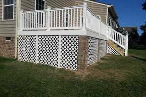 Photo #5: Decks, Fences, Home Improvements. DECKSRVA.