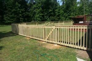 Photo #4: Decks, Fences, Home Improvements. DECKSRVA.