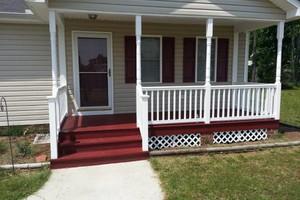 Photo #1: Decks, Fences, Home Improvements. DECKSRVA.
