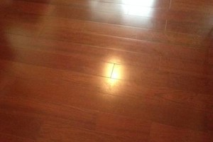 Photo #1: JWF installation. Wood Floors and Laminates