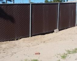Photo #20: ALL AMERICAN CHAIN LINK FENCE