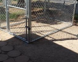 Photo #15: ALL AMERICAN CHAIN LINK FENCE