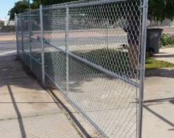 Photo #12: ALL AMERICAN CHAIN LINK FENCE