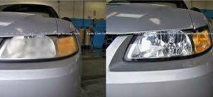 Photo #3: Mobile Headlights Restoration. 100% Restaration $15