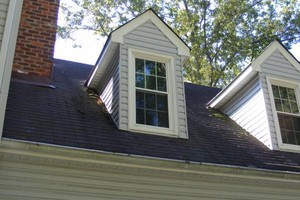Photo #2: PHILLIPS POWERWASH - ROOF/GUTTER CLEANING