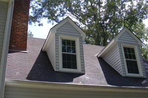 Photo #1: PHILLIPS POWERWASH - ROOF/GUTTER CLEANING