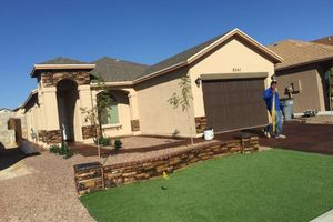 Photo #1: SPRINKLERS AND LANDSCAPING