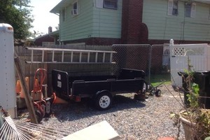 Photo #2: Truck and trailers for hire