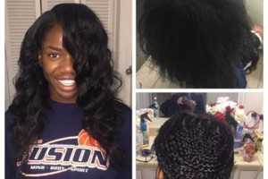 Photo #20: Affordable Sew-in/Quick Weave. Styled By Ak