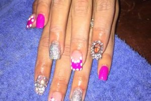 Photo #4: Acrylic nails $20 dollars