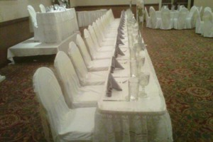 Photo #17: Culinary Adventures Catering. Wedding Catering & Decorations