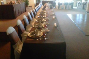 Photo #12: Culinary Adventures Catering. Wedding Catering & Decorations