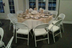 Photo #11: Culinary Adventures Catering. Wedding Catering & Decorations