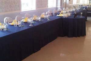 Photo #4: Culinary Adventures Catering. Wedding Catering & Decorations