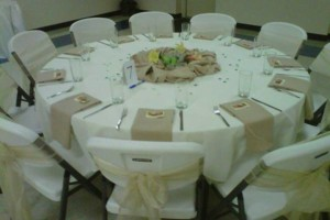 Photo #3: Culinary Adventures Catering. Wedding Catering & Decorations
