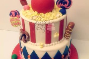 Photo #9: BABY SHOWER CAKES! NEED A CUSTOM CAKE OR CUPCAKES?!