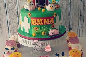 Photo #1: BABY SHOWER CAKES! NEED A CUSTOM CAKE OR CUPCAKES?!