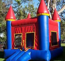 Photo #2: Moon bounce and party rentals