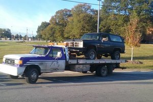 Photo #1: Towing $50. Around town!