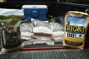 Photo #3: Food Plots - I'm Your Huckleberry