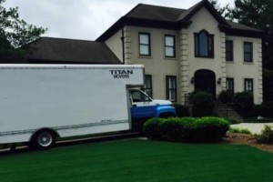 Photo #1: TITAN MOVERS, LLC. CLEAN-CUT MOVERS. INSURED AND BONDED!