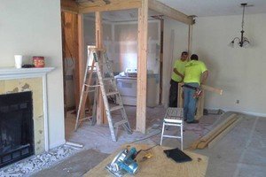 Photo #19: Irving's remodeling - painting, drywall...
