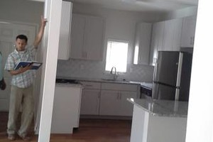 Photo #18: Irving's remodeling - painting, drywall...