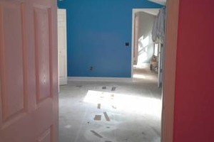 Photo #15: Irving's remodeling - painting, drywall...