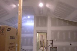 Photo #11: Irving's remodeling - painting, drywall...