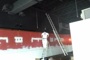 Photo #2: Irving's remodeling - painting, drywall...