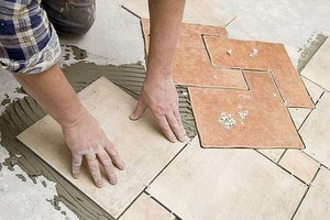 Photo #1: Flooring Any Type. We are the best! Top Line flooring