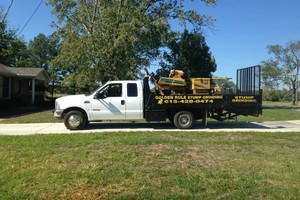 Photo #1: STUMP GRINDING by Golden Rule