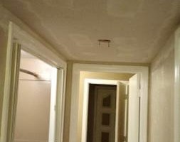 Photo #20: 12+yrs. Exp. Drywall, Finishing & Carpenter