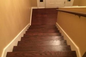 Photo #9: RYAN FLOORS - HARDWOOD AND LAMINATE INSTALLATION